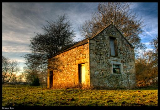 Winster Barn by Megglles