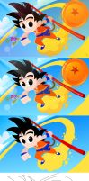 Goku (process) by placitte2012