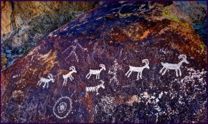 More Petroglyphs by Rebacan