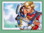 PSC - Ben and Princess by aimo