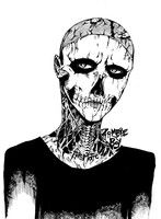 Zombie Boy - Fanart by Prismotic