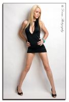 Little black dress by DreamPhotographySyd