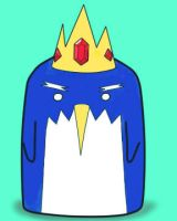 Ice King the Penguin by said2bemi