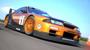 SKYLINE GT-R R32 Touring Car by Galactic-Rev