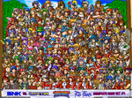 CFC - RO Fans ALL 120 SPRITES by trevmun