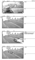 Car Chase Storyboard - p.21 by Colonel-Crowe