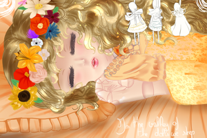 Sleeping in the Valley of the Dolls by MamzellNoel