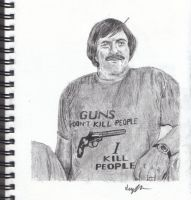 mr larson by Jarryn