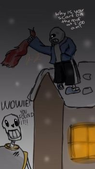 Papyrus... [Pt 2] by EnderBlackEcho