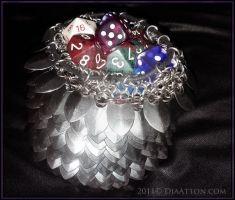 Dice Bag Of Holding: 2 by DiaAtton