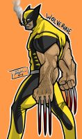 Wolverine by MangleDangle