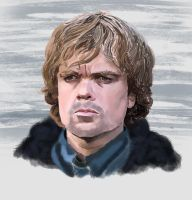 Tyrion Lannister by Paganflow