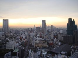 Tokyo 12 by M3DITATE