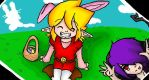 happy easta :D by YerBlues99