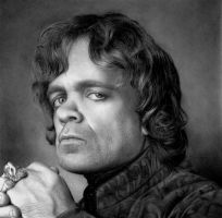 Game of Thrones - Tyrion Lannister by Stanbos