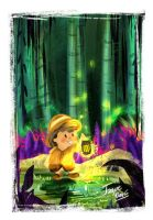 The Firefly Keeper by jcroxas