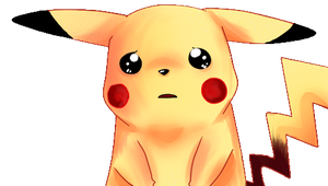 No Valentine for You Pikachu: Animation by Bubonicc