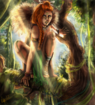 Wild Jungle by iNhyx