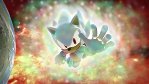 THE AMAZING HYPER SONIC!!!! by Nictrain123