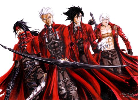 Invincible Red Force by Abbadon82