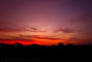 Beautiful Sunset by AWPhotograph