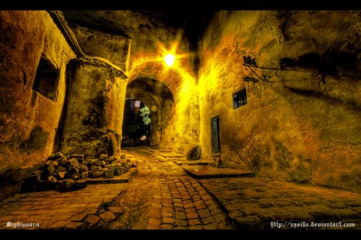 A Medieval Legacy HDR by vxside