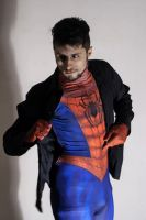 Peter Parker goes into action. by VirBellatricks