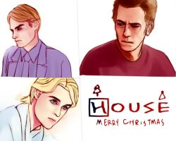 House M.D. by iloveuMR