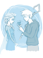 The cold never bothered me anyway by heichou-bender