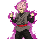Super Saiyan Rose by SoDrawnOut
