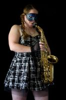 2014-04-26 Blue Sax 01 by skydancer-stock