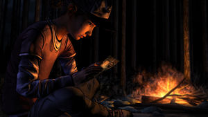 The Walking Dead Season 2 Clementine by Gamesandanimations