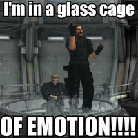 Wesker's glass cage by eramthgin-1027501