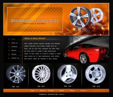alloy wheel by devender87