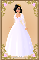 Human Melody, wedding dress by taytay20903040
