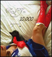10,000 by Pixel-chick