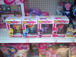 My Little Pony - Funko Pop! Figures At Toys R Us by Galvan19