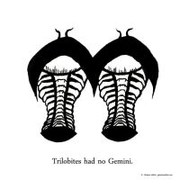 Trilobites had no Gemini by GlendonMellow