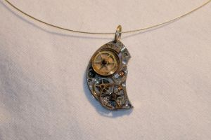 Steampunk Pendant 04 by Shinji2821