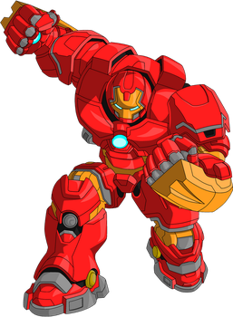 Hulkbuster by steeven7620