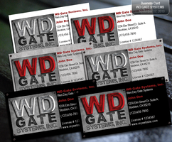 WD LOGO Design by fireproofgfx