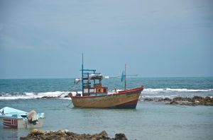 Fishing. 2 Jaffna. SL by jennystokes