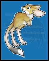Feral: Jerboa 2013 by AirRaiser