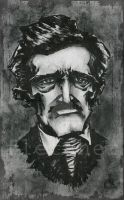 edgar allan poe by MatthewFletcher720