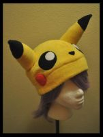 Pikachu Hat v2 by Hazuza