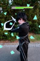 Ready to fight by Mezushi-Cosplay