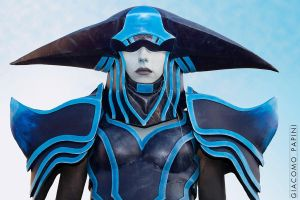 Lissandra The Ice Witch by BloodyLala