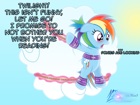 Lesson Learned by RainbowDashie