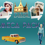 Mega Pack by irembck