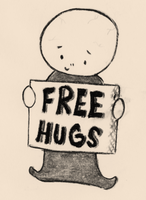 Free hugs by GoldenPhoenix75